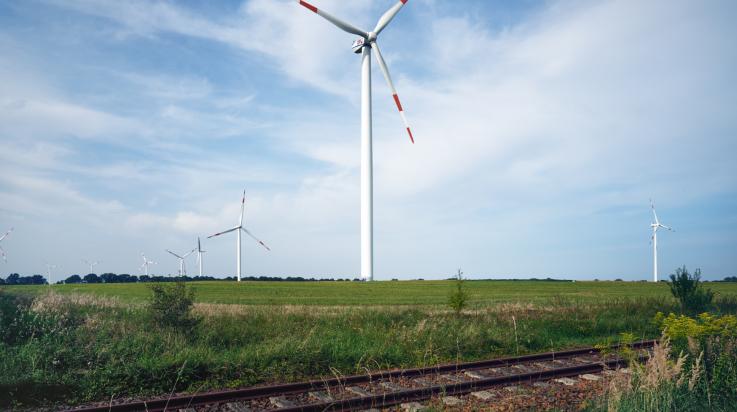 Nachhaltigkeit bedeutet, die Zukunft immer mit im Blick zu haben; Bild: DB AG/ Faruk Hosseini (DB168288)