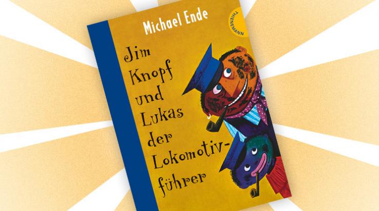 "Kinderbuch ""Jim Knopf"" / Cover: Thienemann Verlag"
