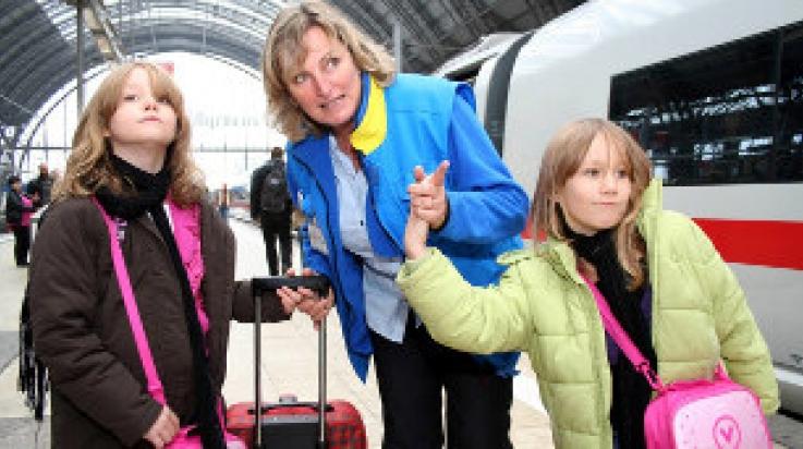 Kinder sicher allein unterwegs - mit Kids on Tour