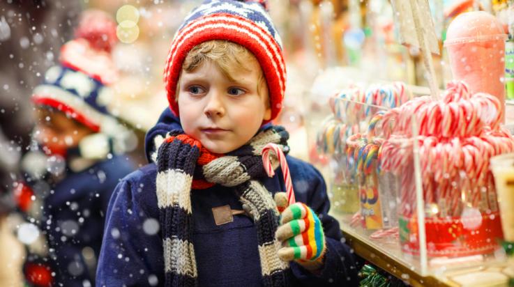 Die schönsten Weihnachtsmärkte / Foto: shutterstock.com/Romrodphoto
